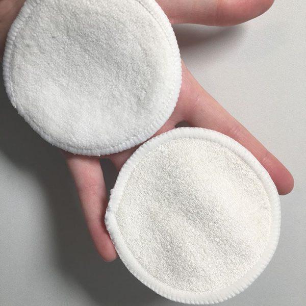 dischete demachiante reutilizabile