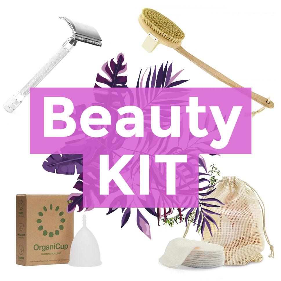 beauty kit zero waste