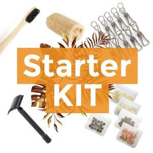 starter kit zero waste