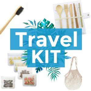 travel kit zero waste