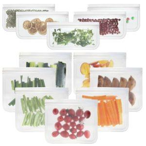 pungi reutilizabile alimente