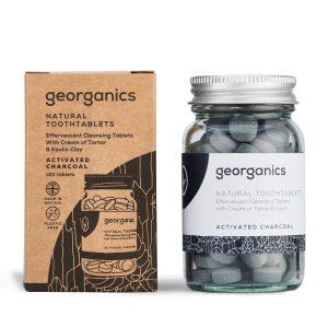 pasta de dinti tablete georganics