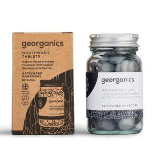 apa de gura tablete georganics