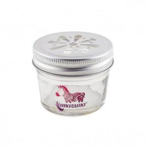 recipient sticla cosmetice solide lamazuna